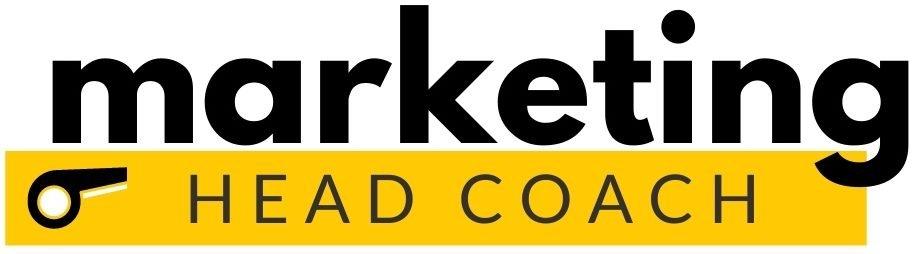 marketing head coach logo